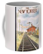 New Yorker October 11th, 1952 Coffee Mug