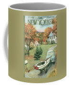 New Yorker October 11th, 1958 Coffee Mug