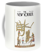 New Yorker October 12th, 1963 Coffee Mug