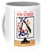 New Yorker October 15th, 1990 Coffee Mug