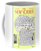 New Yorker October 18th, 1969 Coffee Mug