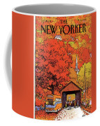 New Yorker October 19th, 1981 Coffee Mug