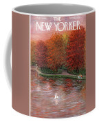 New Yorker October 20th, 1956 Coffee Mug