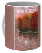 New Yorker October 20th, 1956 Coffee Mug