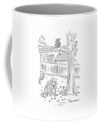 New Yorker October 26th, 1998 Coffee Mug