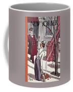 New Yorker October 29th, 1938 Coffee Mug