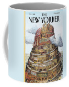 New Yorker October 2nd, 1995 Coffee Mug