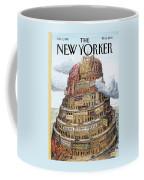 New Yorker October 2nd, 1995 Coffee Mug
