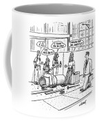 New Yorker October 5th, 1992 Coffee Mug