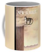 New Yorker October 5th, 2009 Coffee Mug