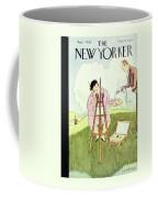 New Yorker September 1 1928 Coffee Mug