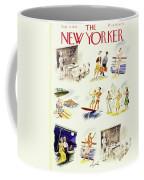 New Yorker September 14 1940 Coffee Mug