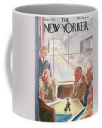New Yorker September 15th, 1945 Coffee Mug