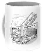 New Yorker September 20th, 1999 Coffee Mug