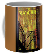 New Yorker September 21st, 1968 Coffee Mug