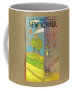 New Yorker September 27th, 1976 Coffee Mug