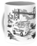 New Yorker September 27th, 1999 Coffee Mug