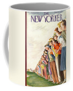 New Yorker September 4th, 1948 Coffee Mug