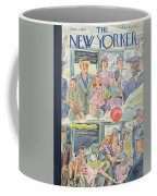 New Yorker September 7th, 1940 Coffee Mug