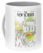 New Yorker September 8th, 1986 Coffee Mug