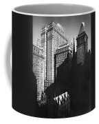 New York's Financial District Coffee Mug