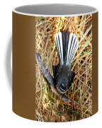 New Zealand Fantail Coffee Mug