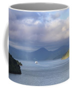 New Zealand Ferry  Coffee Mug
