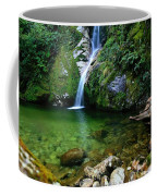 New Zealand Mountain Pure Coffee Mug