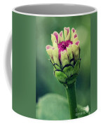 New Zinnia Coffee Mug