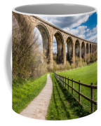 Newbridge Rail Viaduct Coffee Mug