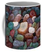 Newfoundland Beach Rocks 2  Coffee Mug