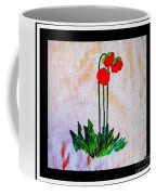 Newfoundland Pitcher Plant Coffee Mug