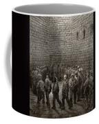 Newgate Prison Exercise Yard Coffee Mug