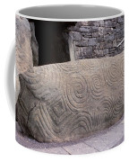 Newgrange Entrance Kerb Coffee Mug