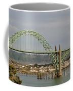 Newport Bay Bridge Coffee Mug