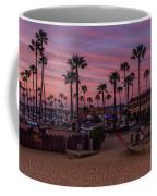 Newport Beach Sunset Coffee Mug