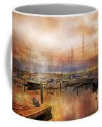 Newport Rhode Island Harbor I Coffee Mug