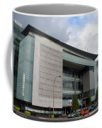 Newseum In Washington Dc Coffee Mug
