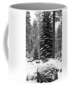 Next Season Christmas Trees Coffee Mug