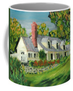 Next To The Wooden Duck Inn Coffee Mug