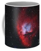 Ngc 281, The Pacman Nebula Coffee Mug