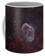 Ngc 6888, The Crescent Nebula Coffee Mug