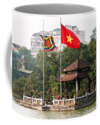 Ngoc Son Temple  01 Coffee Mug