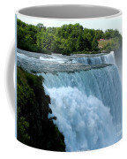 Niagara Falls American Side Coffee Mug
