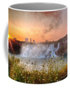 Niagara Falls Canada Sunrise Coffee Mug