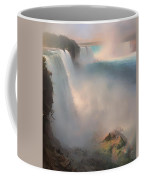 Niagara Falls From The American Side Coffee Mug