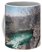 Niagara Falls Gorge Coffee Mug