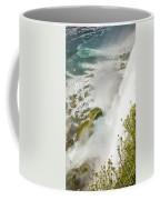 Niagara Falls On The Rocks Coffee Mug