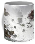 Niagara Falls Overlook Two Coffee Mug