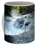 Niagara River Rapids Above Niagara Falls 2 Coffee Mug